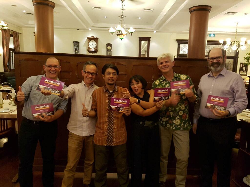 """Alumni STMM """"MMTC"""" Berhasil Tembus Kompetisi Film International"""