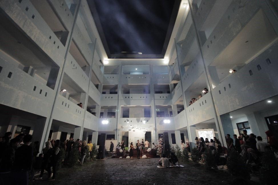Ngaso Jemuah Gabungkan Pentas Seni dan Festival Kewirausahaan Mahasiswa