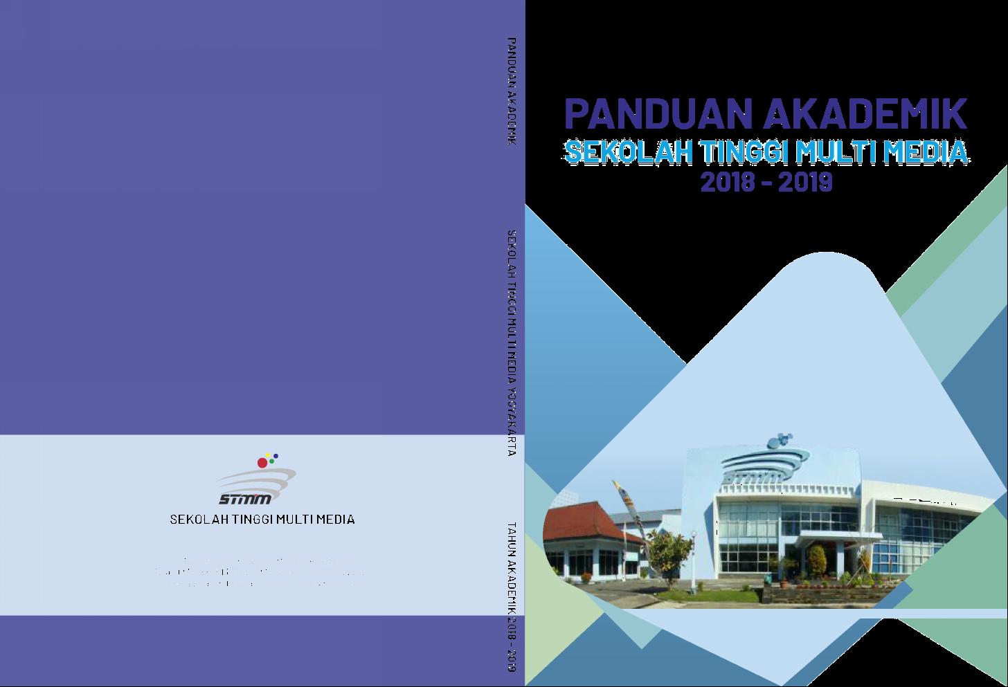Buku Panduan Akademik STMM 2018/2019