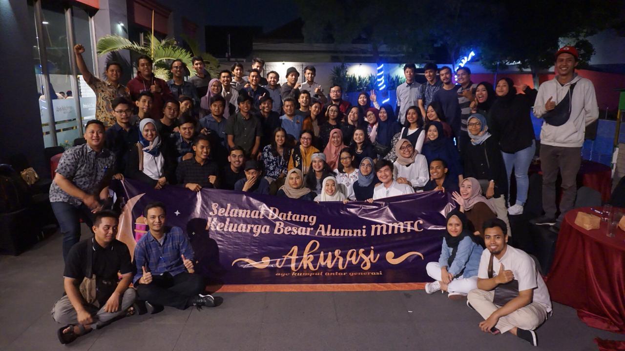 """Alumni STMM """"MMTC"""" Gelar Buka Bersama Lintas Generasi"""
