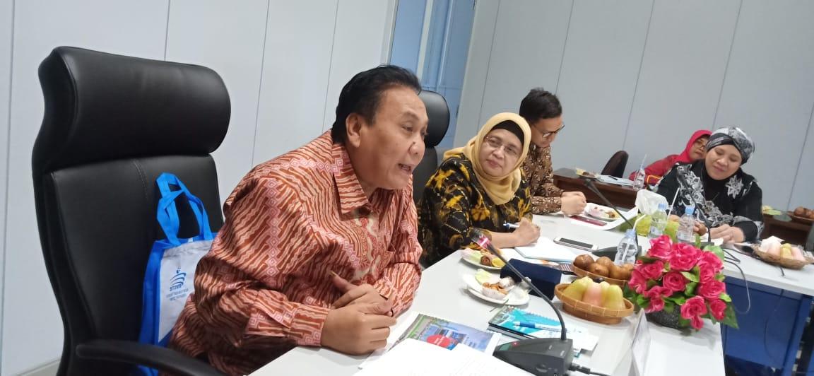 """Komisi I DPR RI Dorong  STMM """"MMTC""""  Maksimalkan Peran Di Era Digital"""