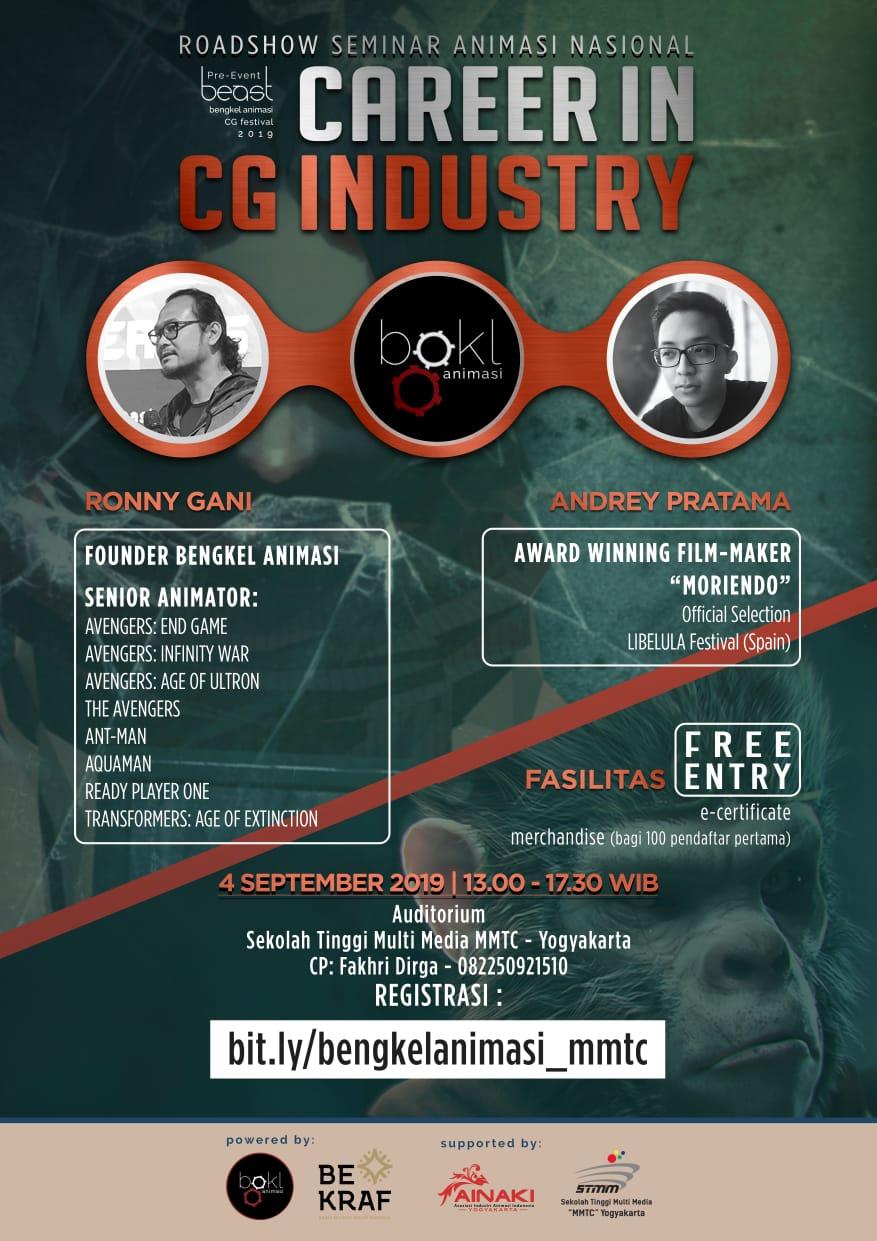 Career In CG Industry
