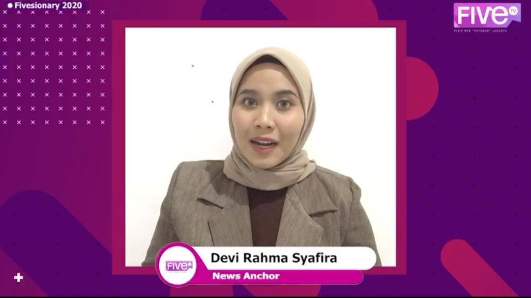 Devi Rahma, Mahasiswa Prodi Manarita Sabet Juara 2 Kompetisi Reportase Daring Fivesionary 2020