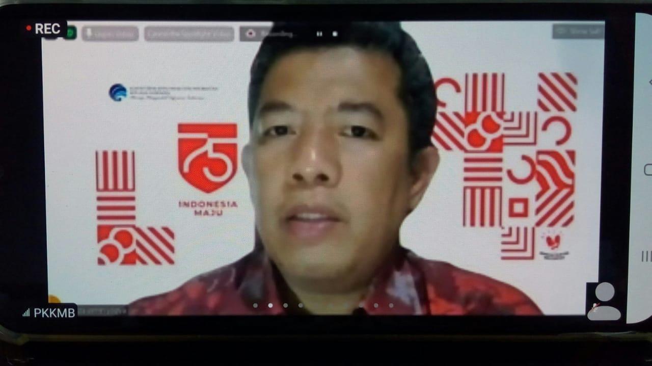 PKKMB STMM 2020 : KETUA STMM DORONG MAHASISWA BARU UNTUK SEJAK DINI MEMPERKAYA KEMAMPUAN DI BERBAGAI BIDANG DAN KUATKAN SOFT SKILL