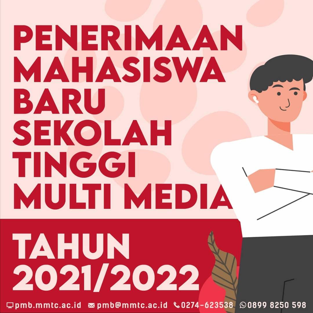 Seleksi PMB STMM Tahun Ajaran 2021/ 2022 Dibuka