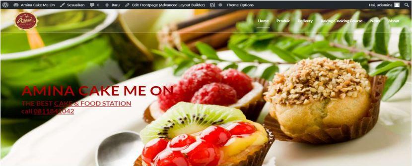 Dosen Program Studi Matekstosi Membuatkan Website untuk UMKM