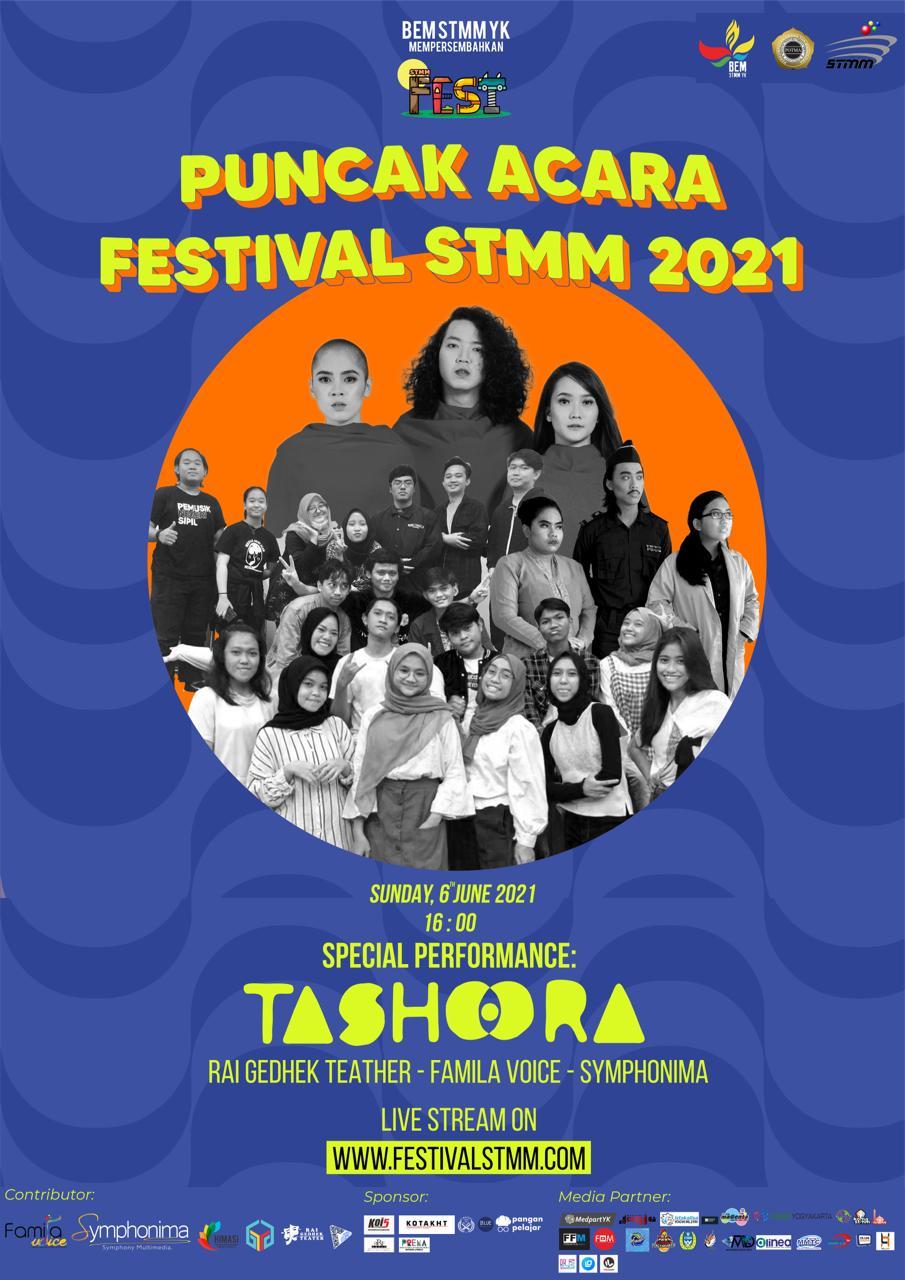 PUNCAK ACARA FESTIVAL STMM 2021