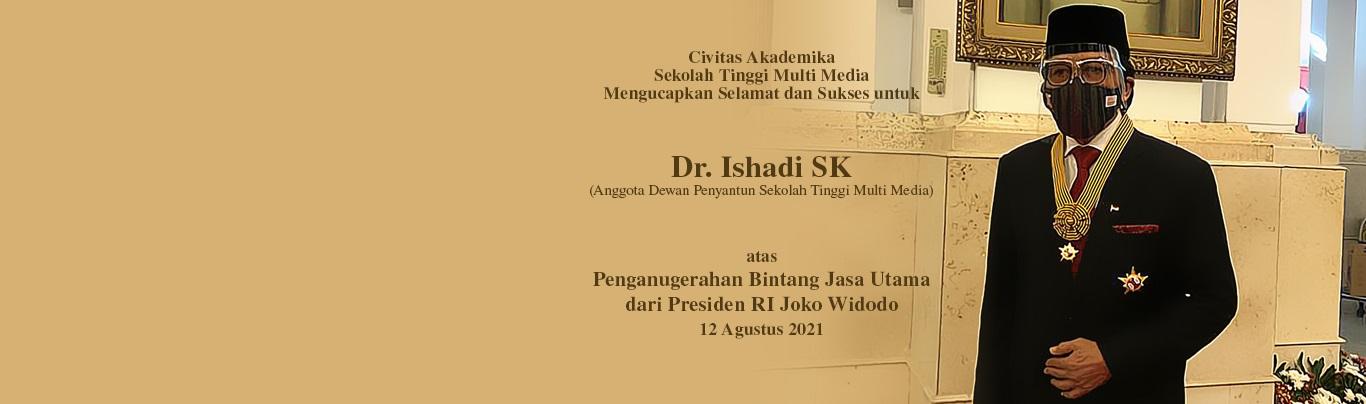 Bintang Jasa Ishadi SK